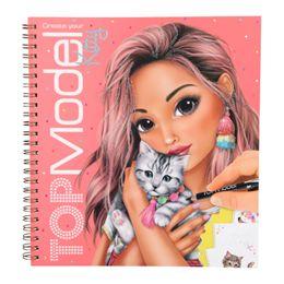 Image of   Top Model designbog - Kitty