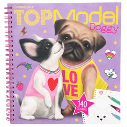 Image of   Top Model malebog - Doggy