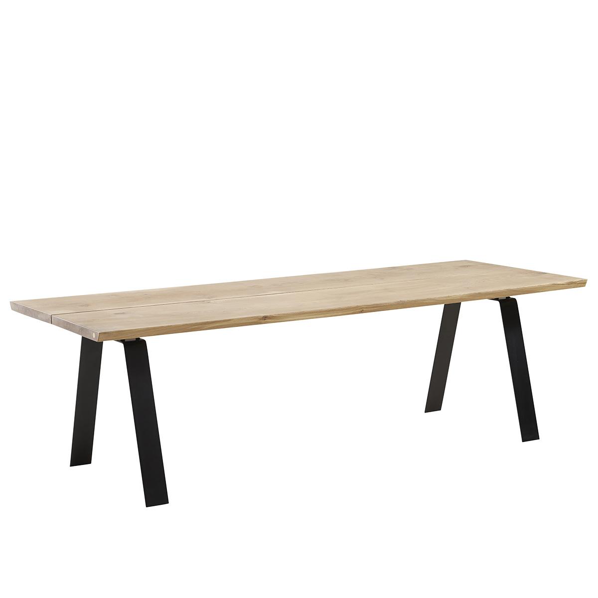 Træfolk plankebord - Heimdal - Eg/Metal