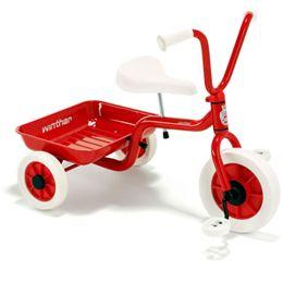 Trehjulet Cykel - Winther - Rød