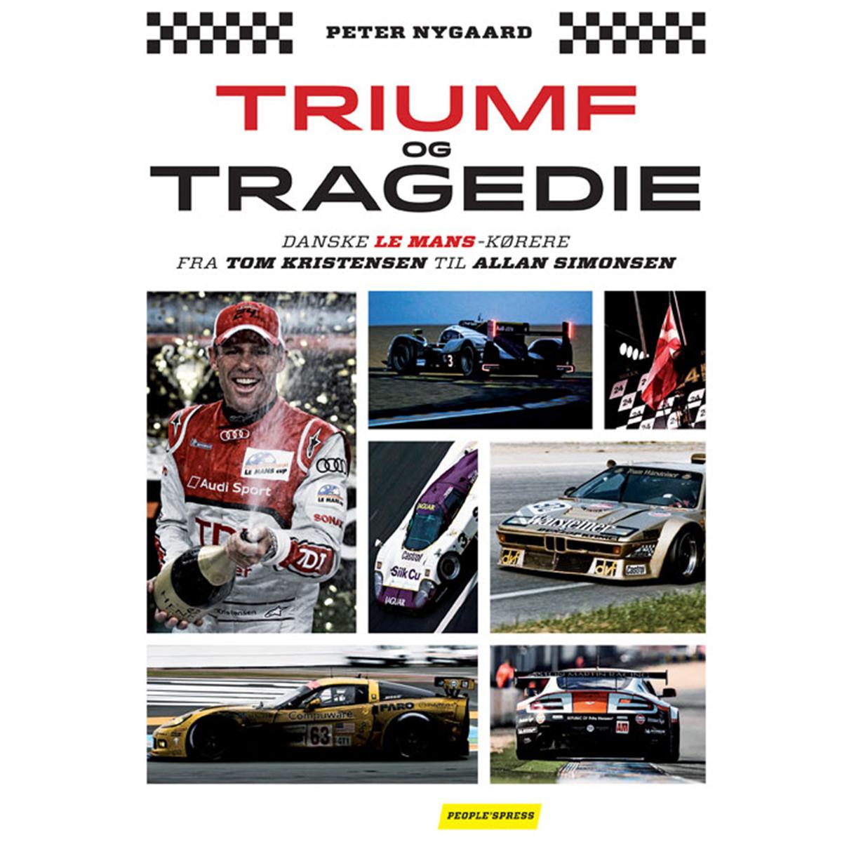 Triumf og tragedie - Indbundet