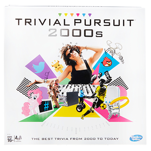 Image of   Trivial Pursuit 2000s