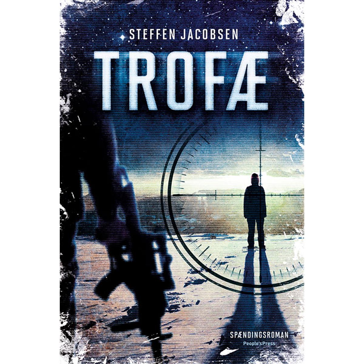 Image of   Trofæ - Michael Sander & Lene Jensen 1 - Indbundet