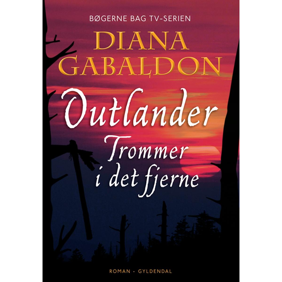 Image of   Trommer i det fjerne - Outlander 4 - Indbundet