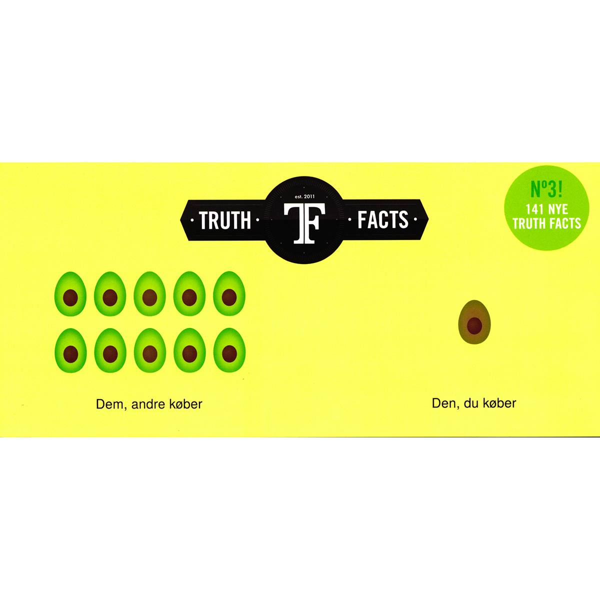 Image of   Truth facts no 3 - Paperback