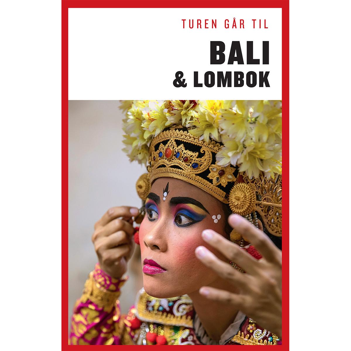 Image of   Turen går til Bali & Lombok - Hæftet
