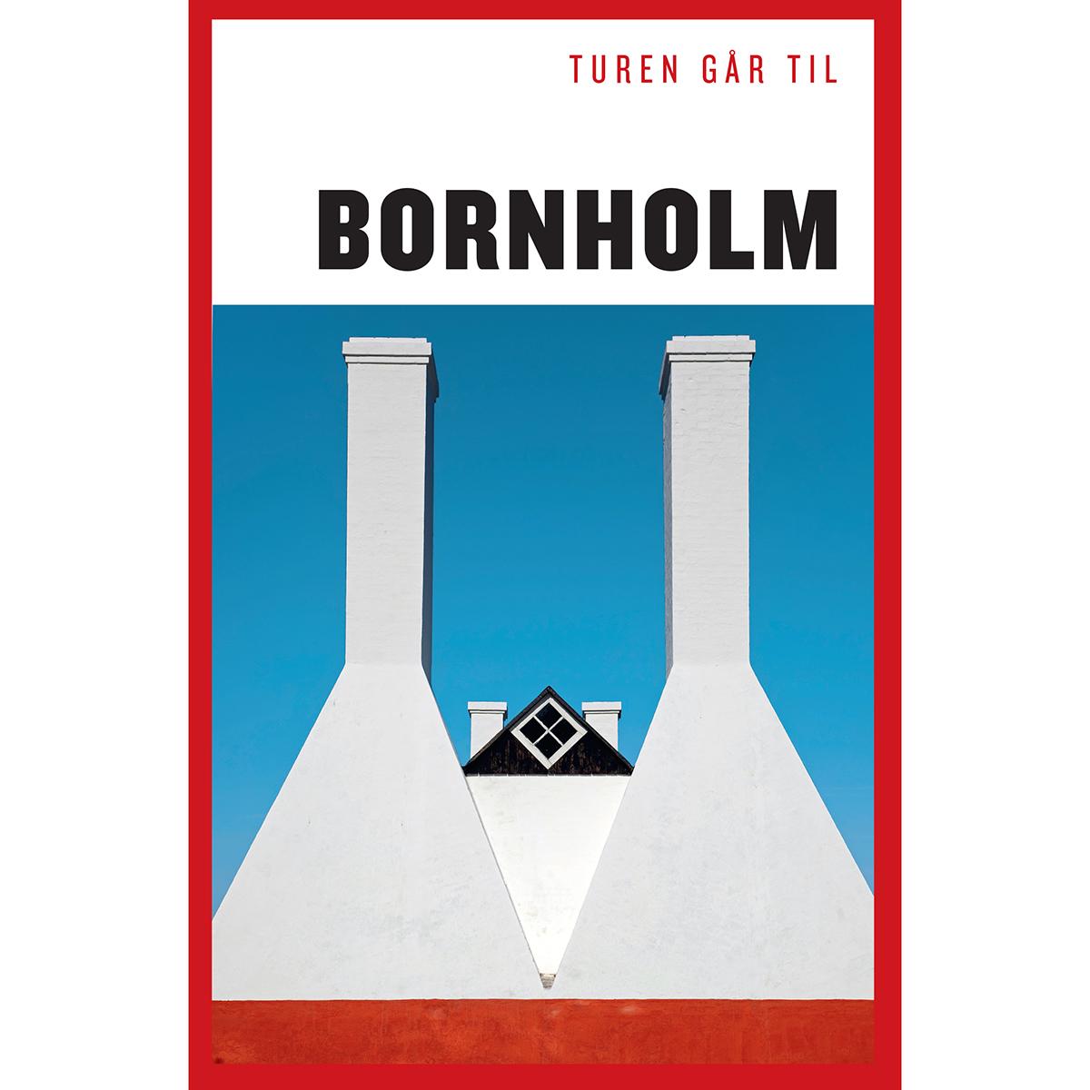 Image of   Turen går til Bornholm - Hæftet
