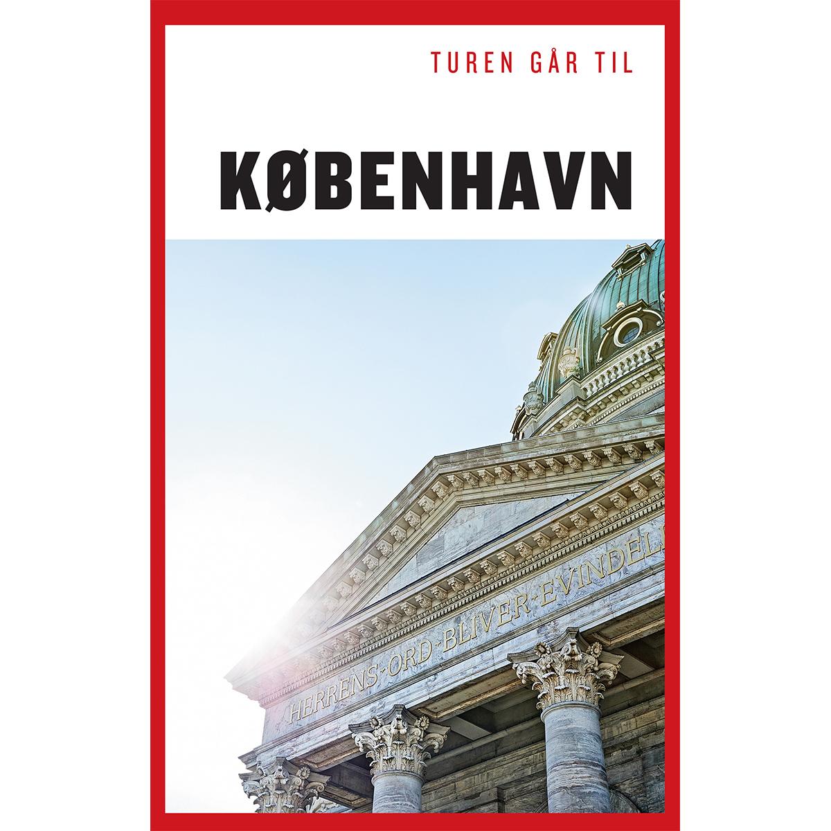 Image of   Turen går til København - Hæftet