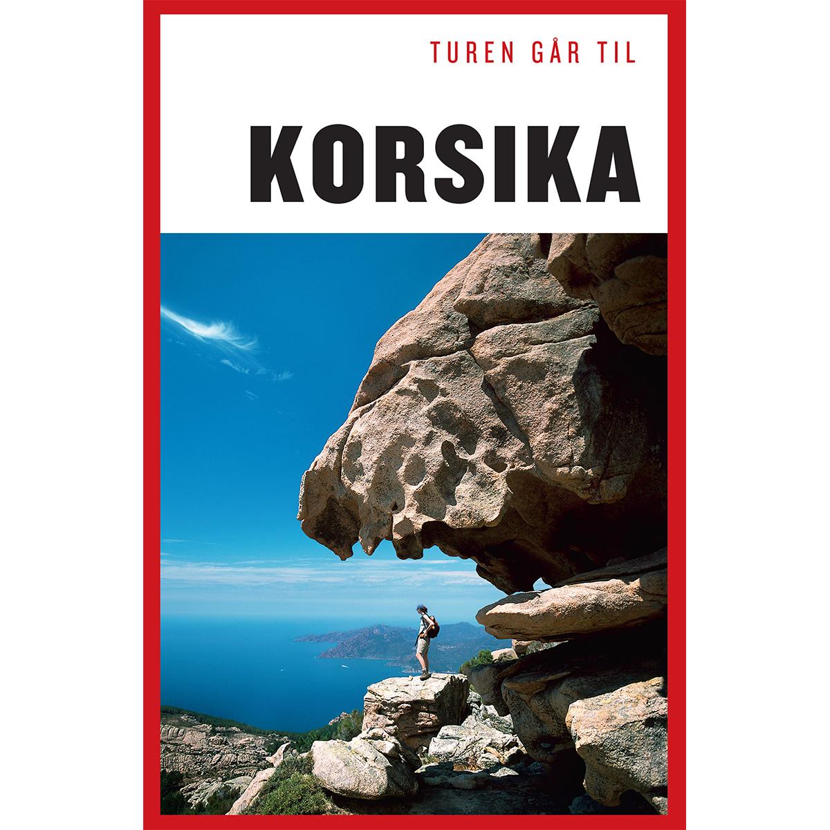Image of   Turen går til Korsika - Hæftet