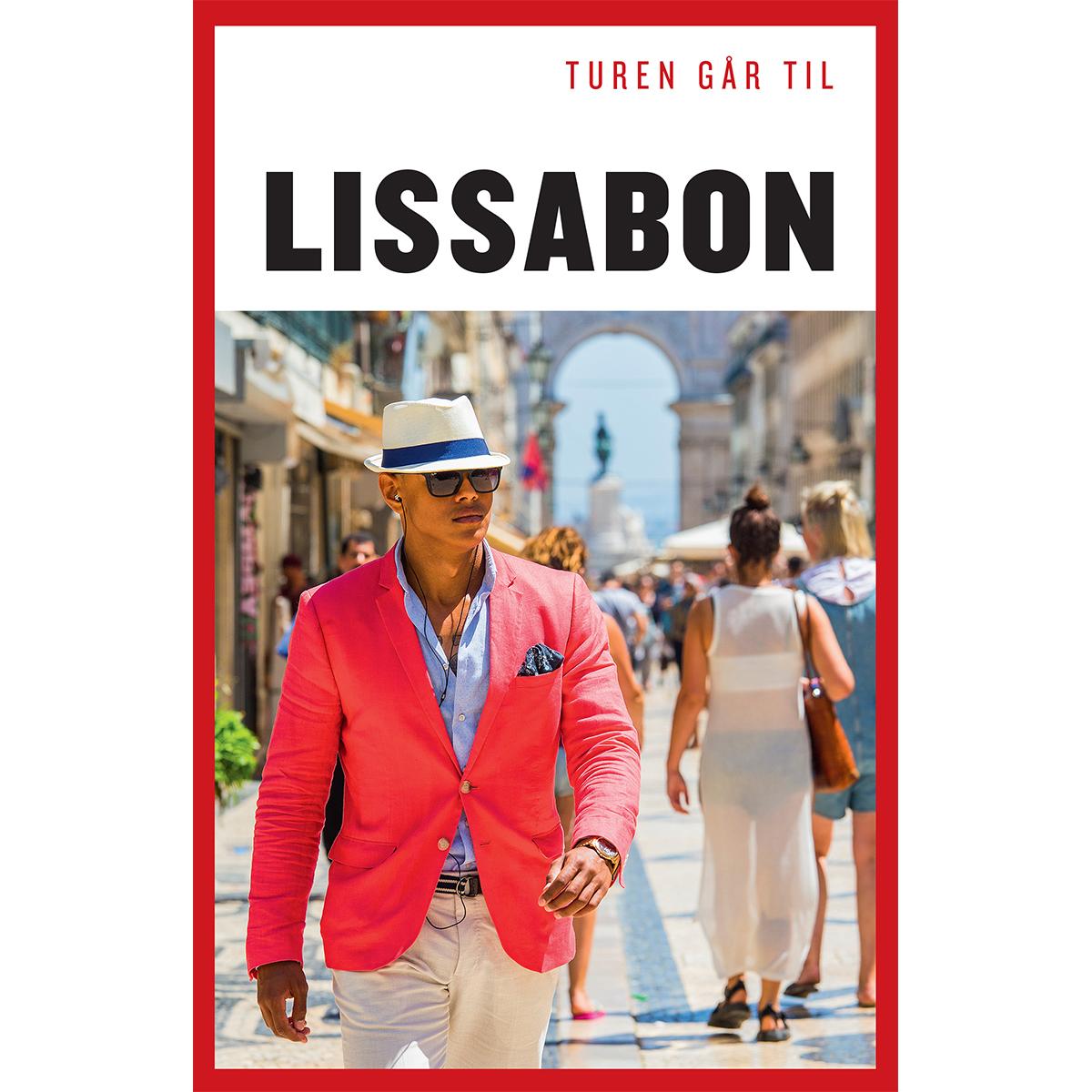Image of   Turen går til Lissabon - Hæftet