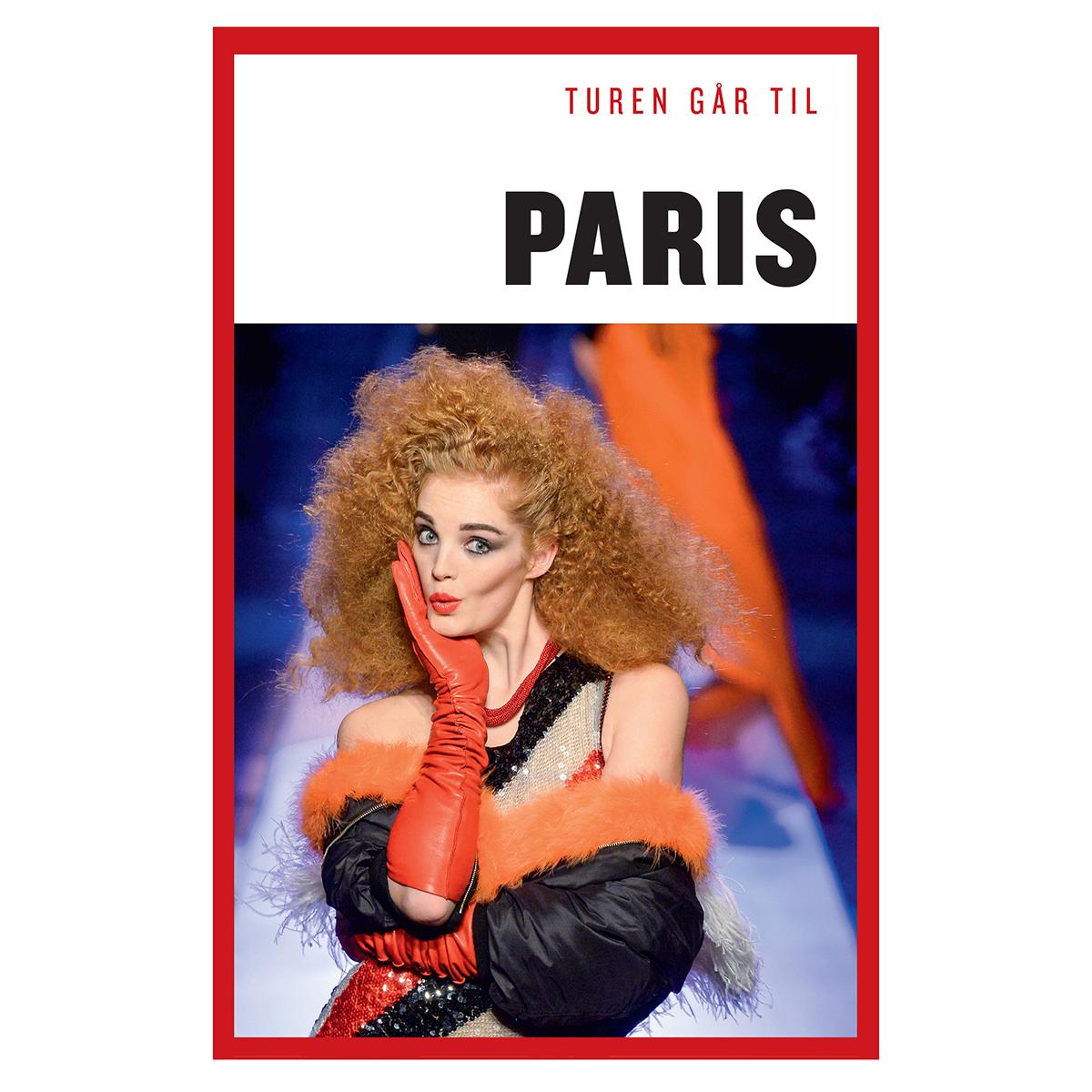 Image of   Turen går til Paris - Hæftet