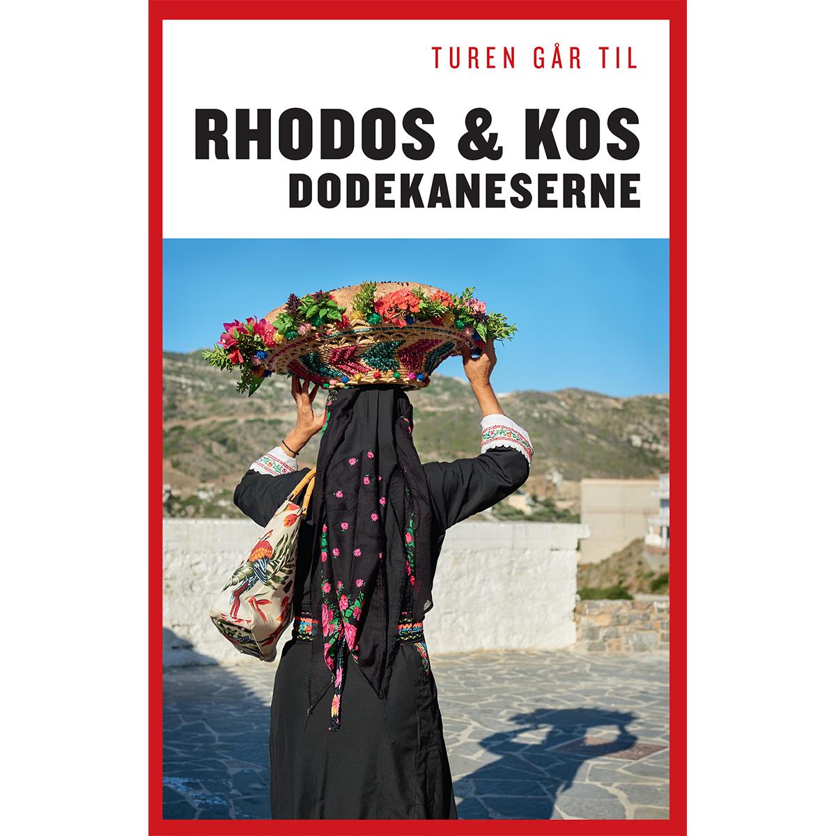 Image of   Turen går til Rhodos & Kos - Dodekaneserne - Hæftet