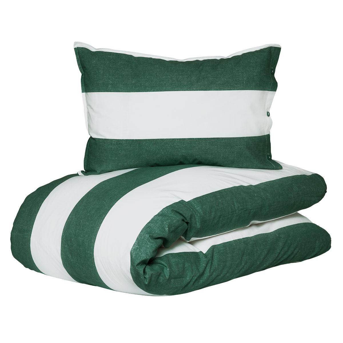 Billede af Turiform sengetøj - Conrad - Grøn