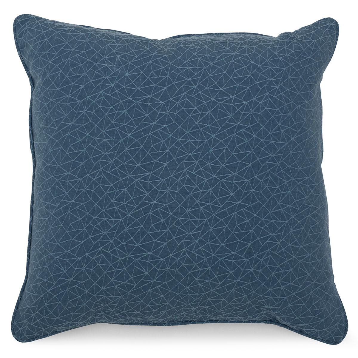 Image of   Udendørs pyntepude - Orion blå