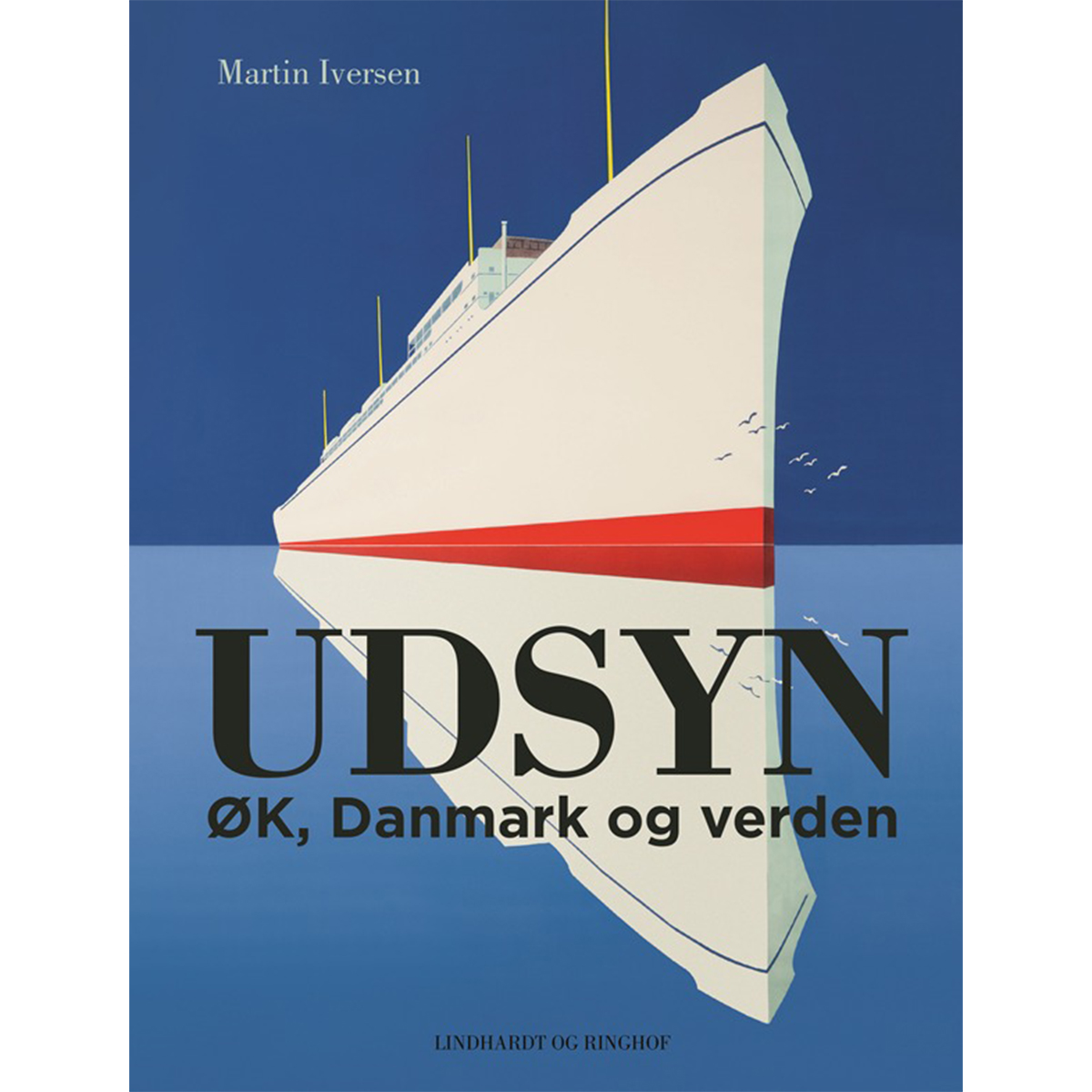 Billede af Udsyn - ØK, Danmark og verden - Indbundet
