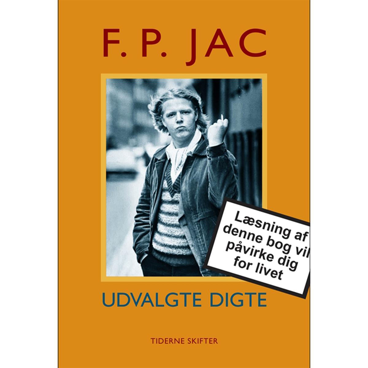 Image of   Udvalgte digte - Hæftet