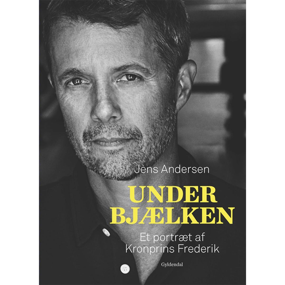 Under bjælken - et portræt af Kronprins Frederik - Indbundet