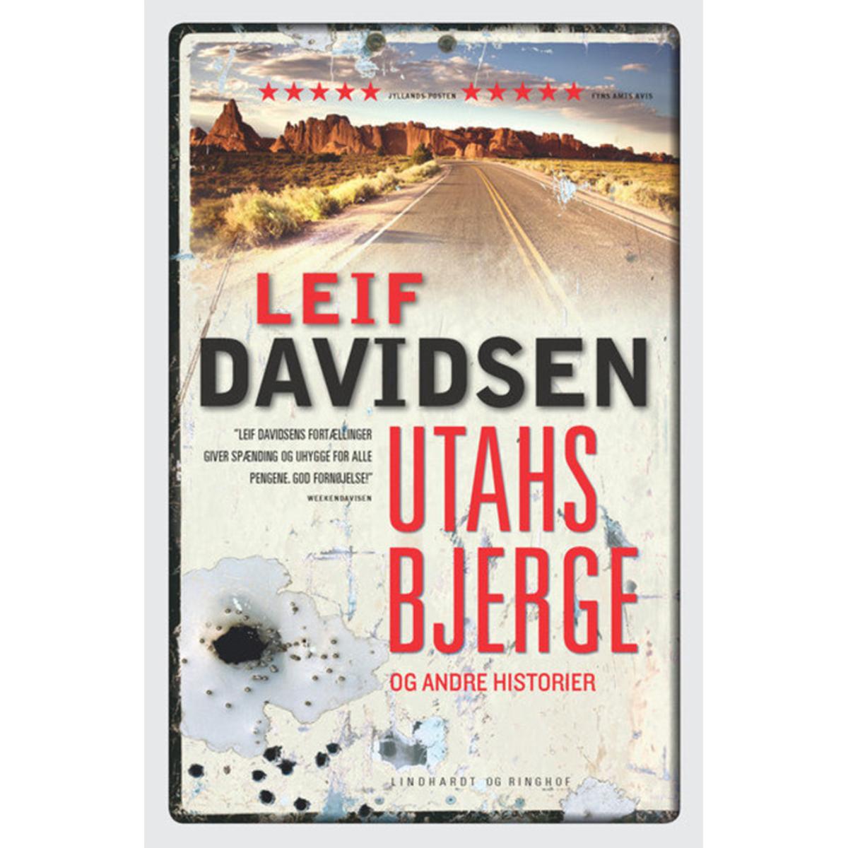 Image of   Utahs bjerge og andre historier - Paperback
