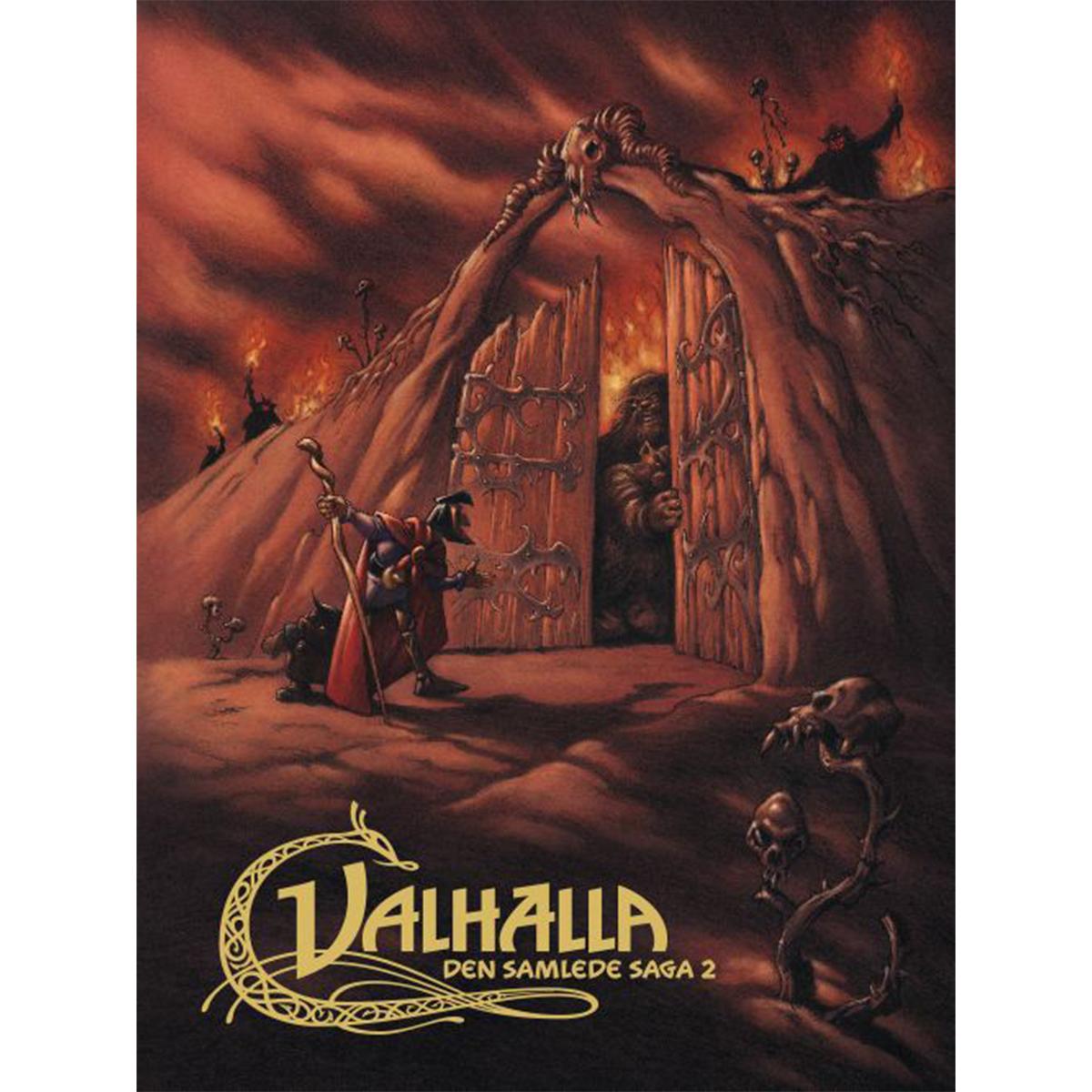 Image of   Valhalla - Den samlede saga 2 - Indbundet