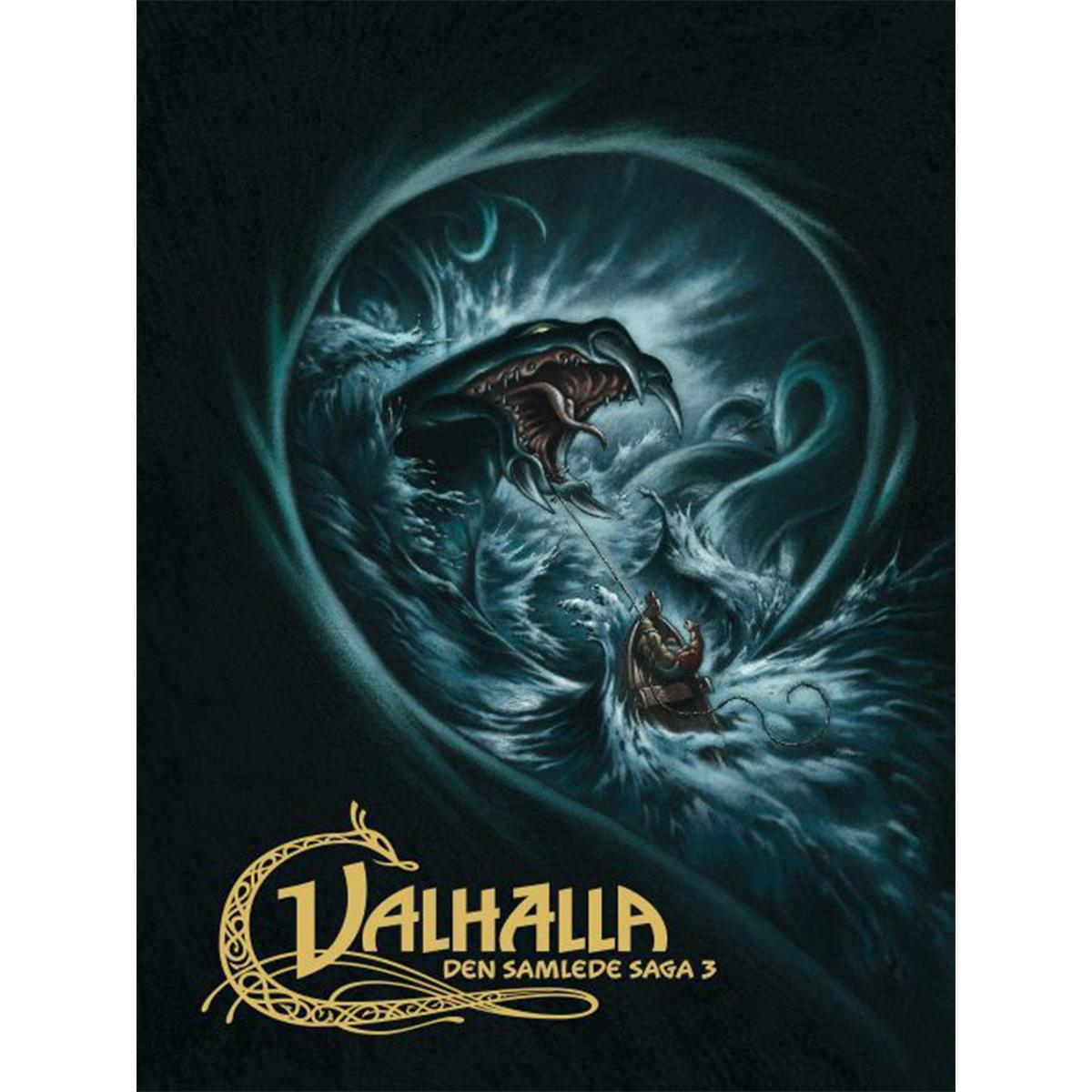 Image of   Valhalla - Den samlede saga 3 - Indbundet