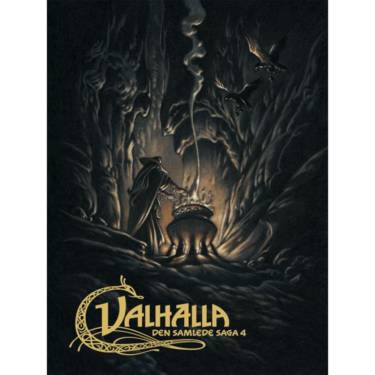 Image of   Valhalla - Den samlede saga 4 - Indbundet