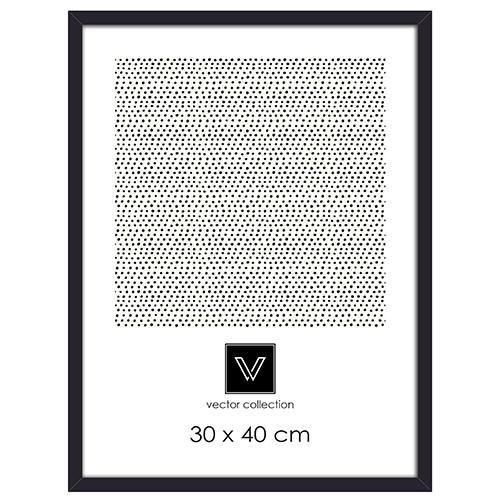 Vector fotoramme - Sort