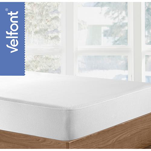 Image of   Velfont faconsyet vådliggerlagen - Respira - Hvid