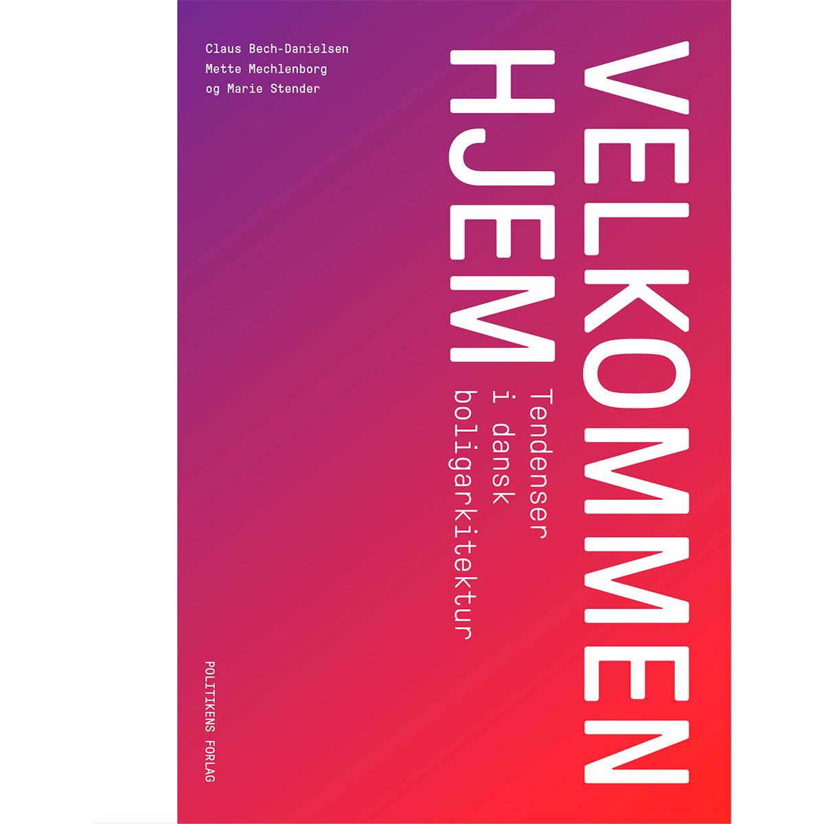 Image of   Velkommen hjem - Indbundet
