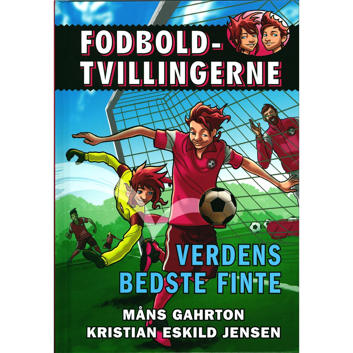Image of   Verdens bedste finte - Fodboldtvillingerne 2 - Indbundet