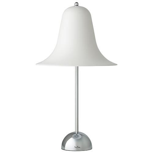 Verner Panton bordlampe - Pantop - Hvid