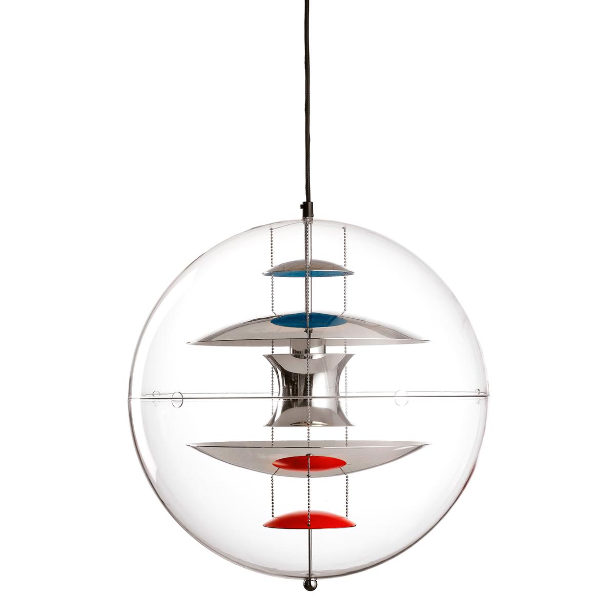 Image of   Verner Panton pendel - Globe