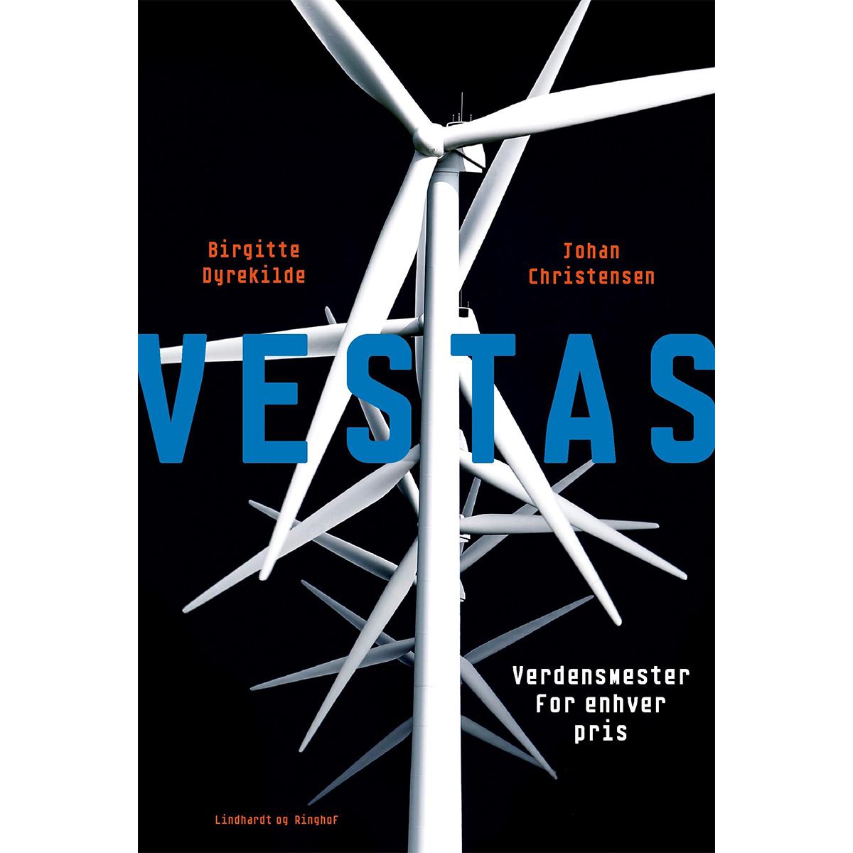 Billede af Vestas - verdensmester for enhver pris - Hæftet