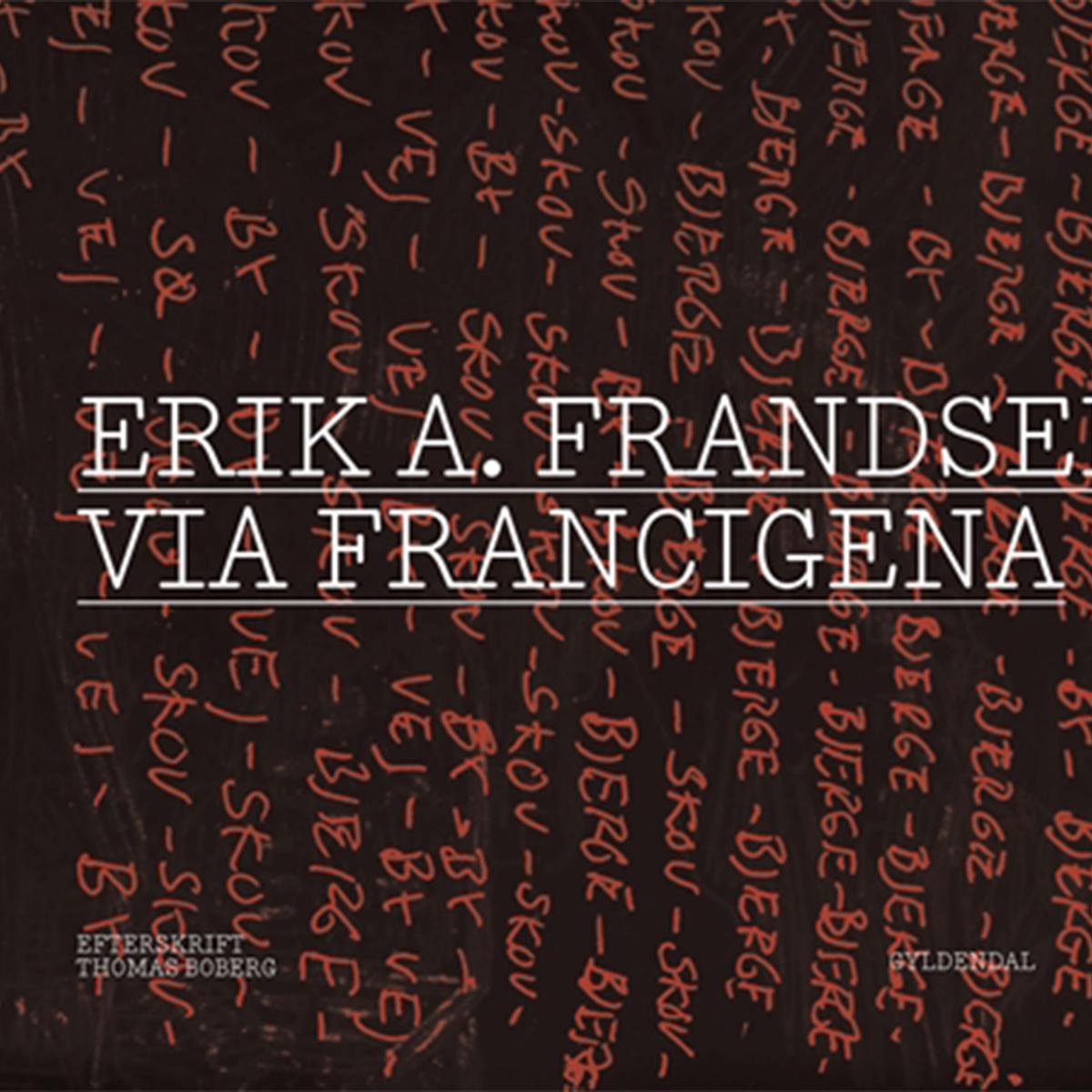 Image of   Via Francigena - Indbundet
