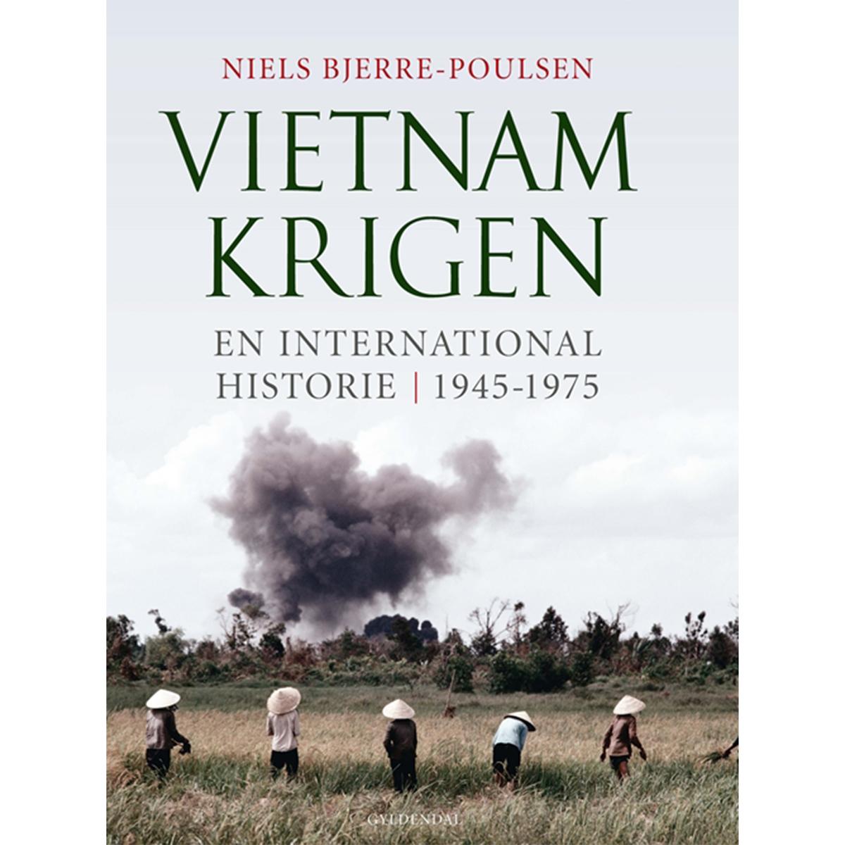 Image of   Vietnamkrigen - en international historie 1945-1975 - Indbundet