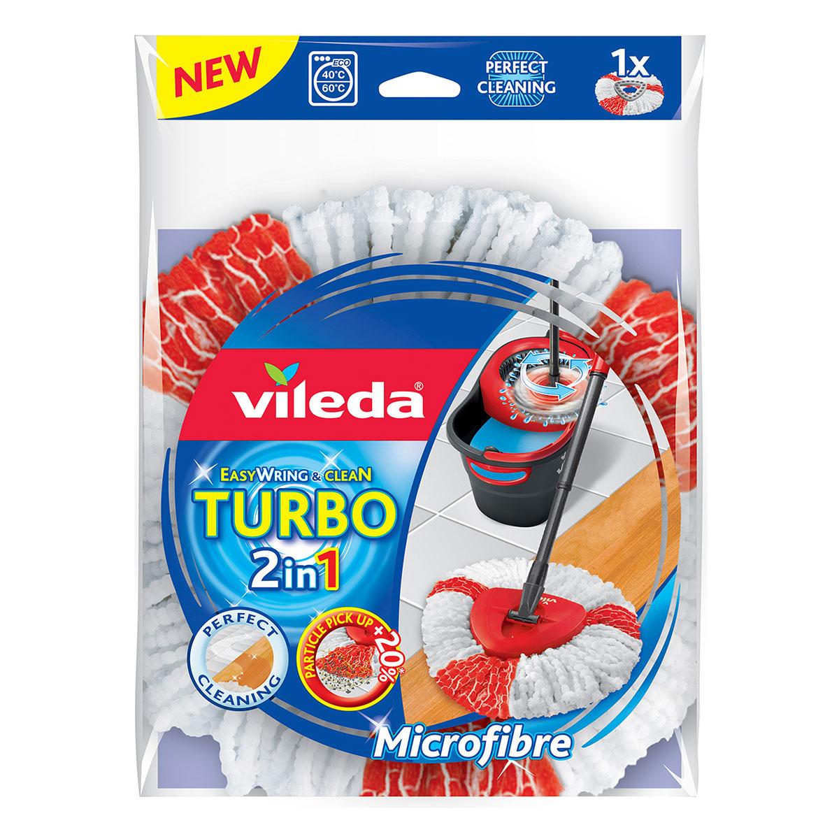 Billede af Vileda microfiberklud - Easy Wring & Clean Turbo