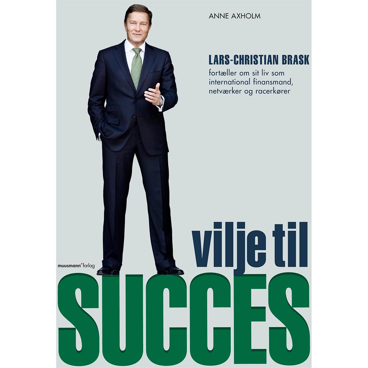 Vilje til succes - Paperback