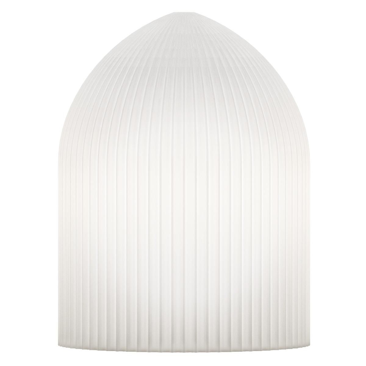 Vita copenhagen lampeskærm - Ripples - Curve - Hvid