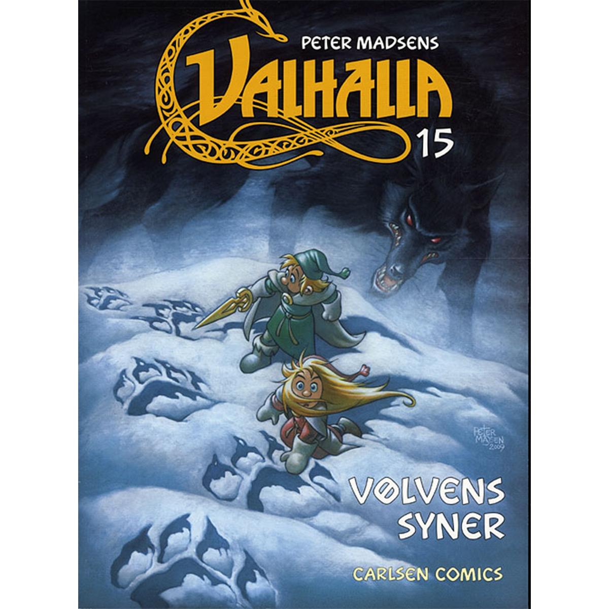 Image of   Vølvens syner - Valhalla 15 - Hæftet