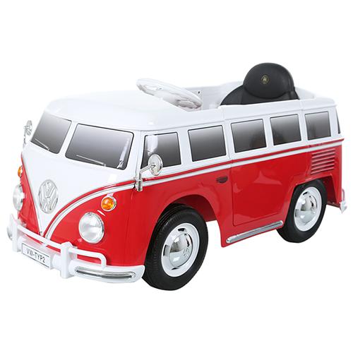 Image of   VW elbil - Bus - Rød