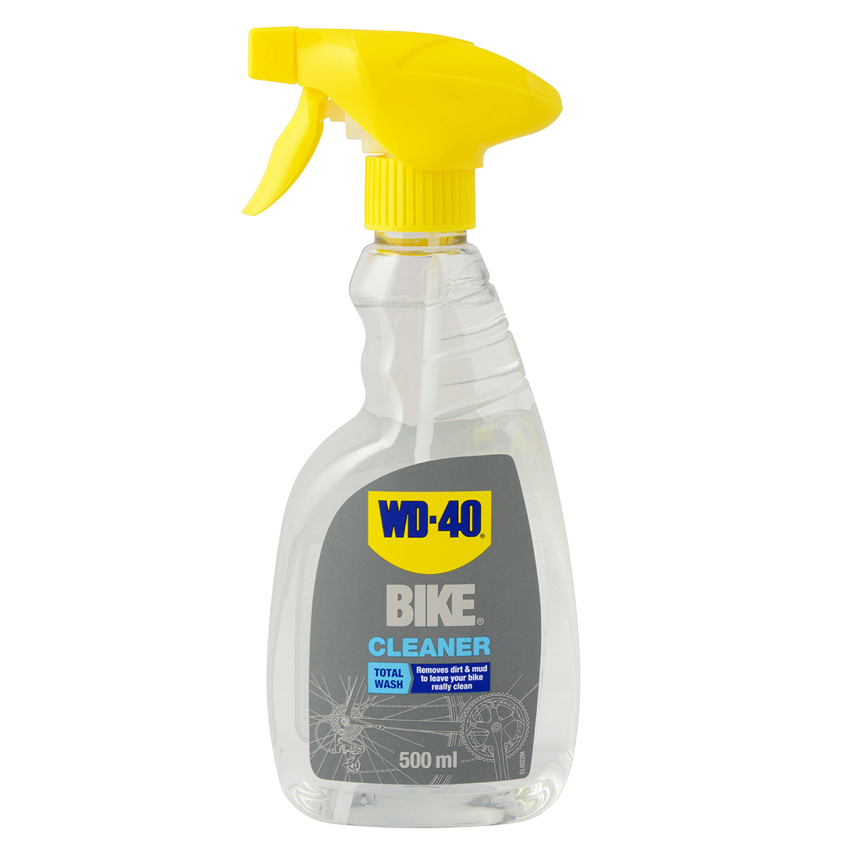 WD-40 cykelvask - 500 ml | polish_and_lubricant_component