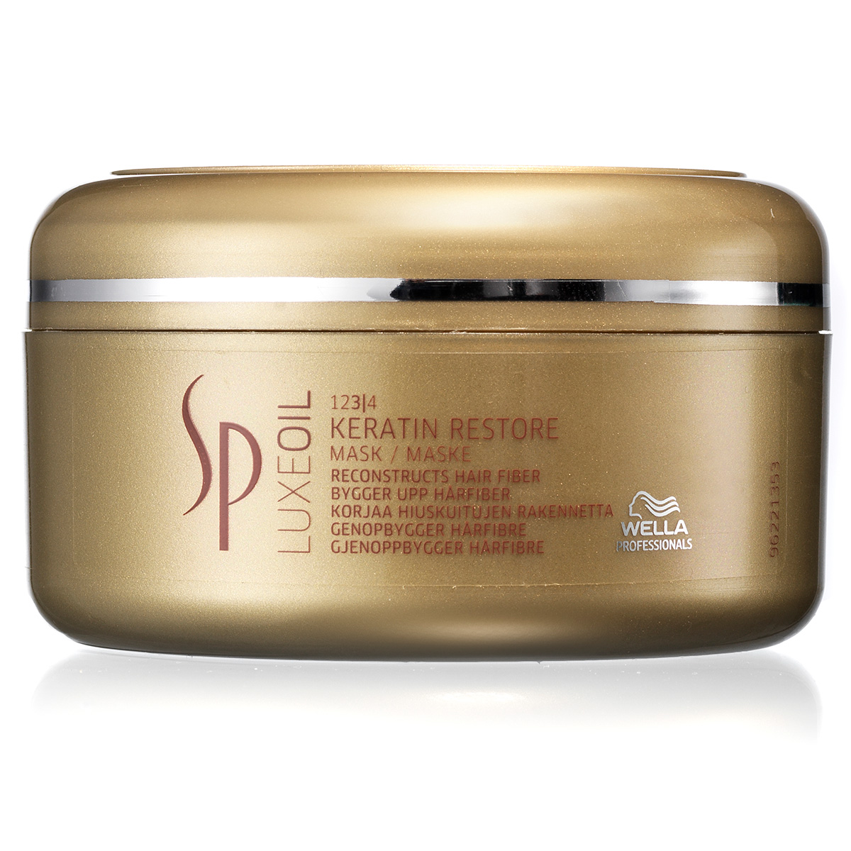 Image of   Wella SP Luxe Oil Keratin Restore Mask - 150 ml