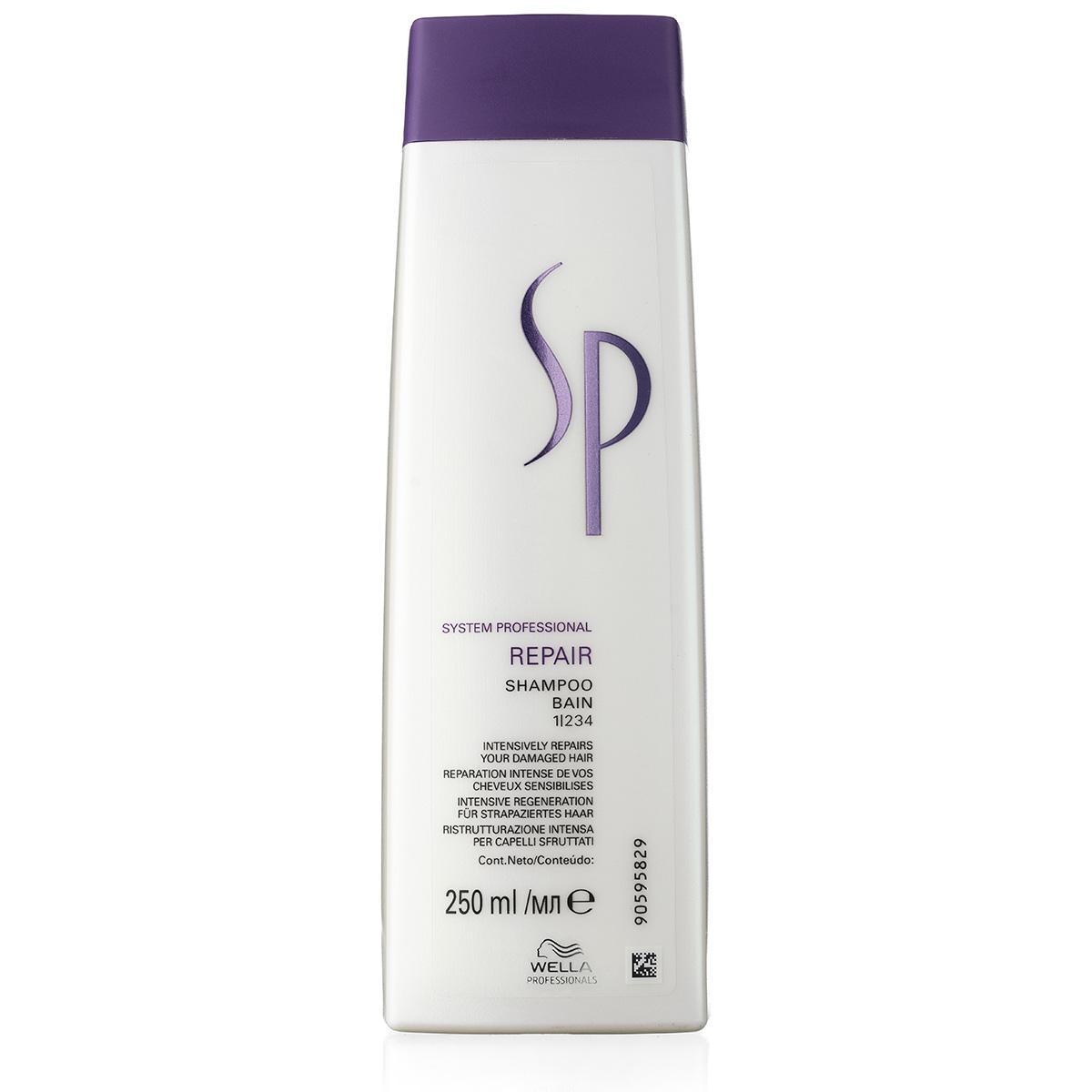 Wella SP Repair Shampoo - 250 ml