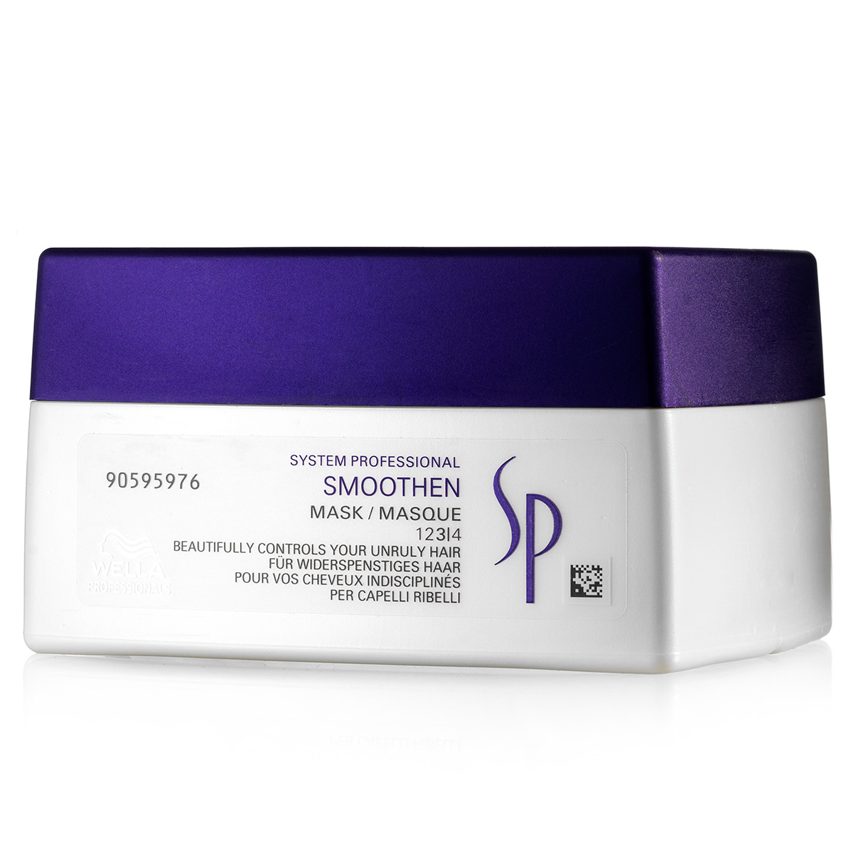 Image of   Wella SP Smoothen Mask - 200 ml