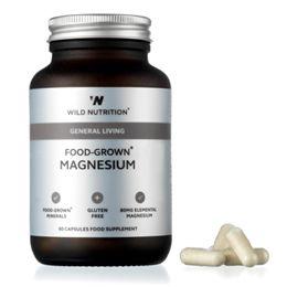 Wild Nutrition magnesium fra Coop