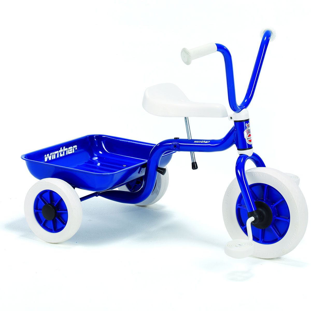 Winther trehjulet cykel - Mørkeblå