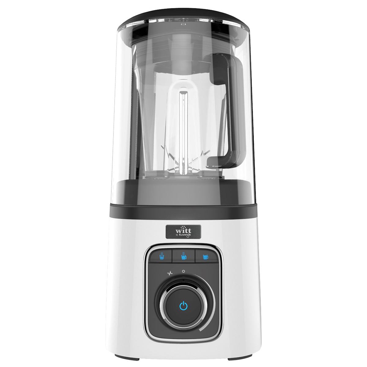 Image of   Witt by Kuvings blender - V1000W vacuum - Hvid