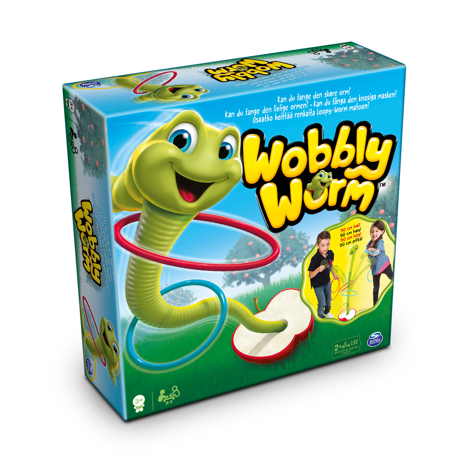 Image of   Wobbly Worm