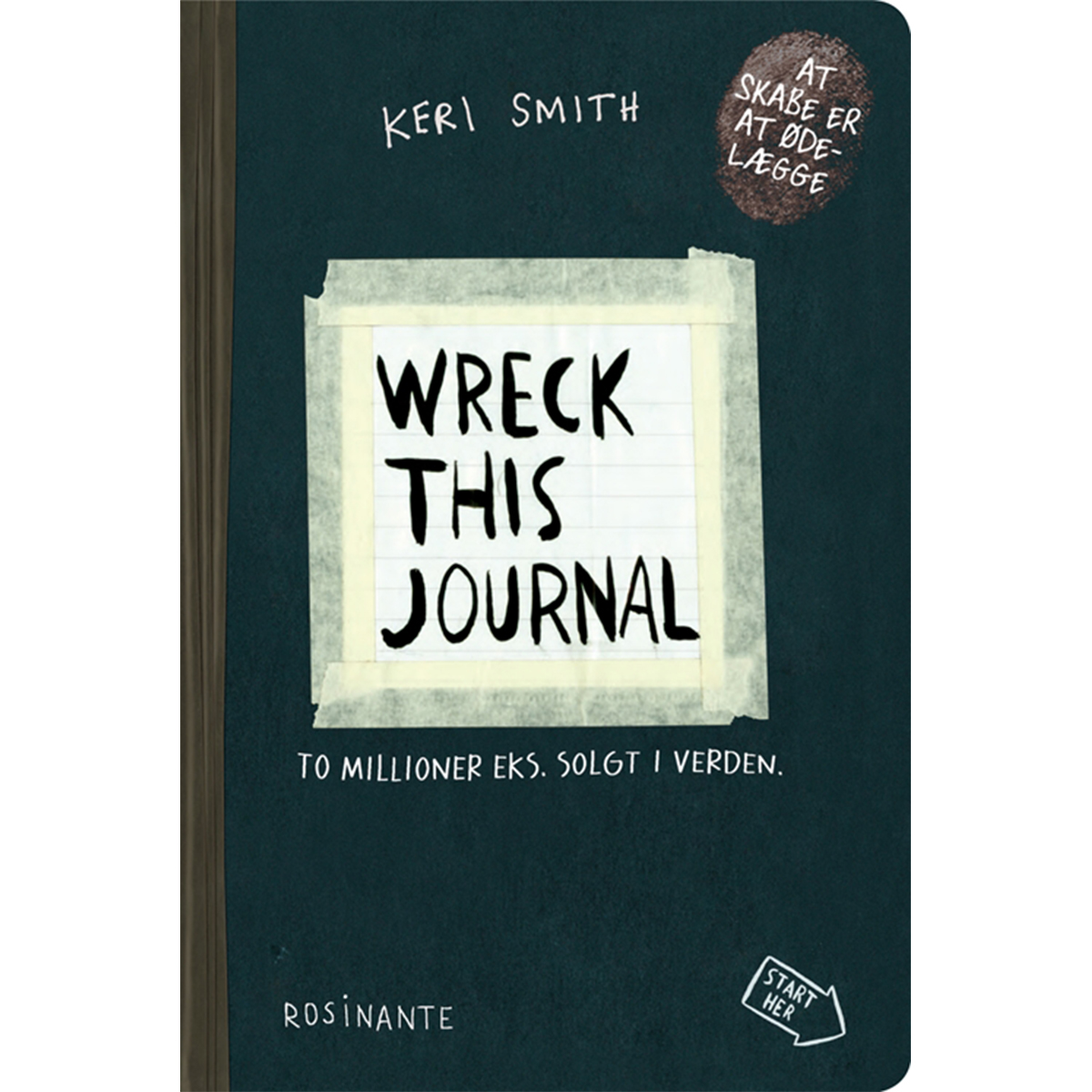 Image of   Wreck This Journal - Hæftet