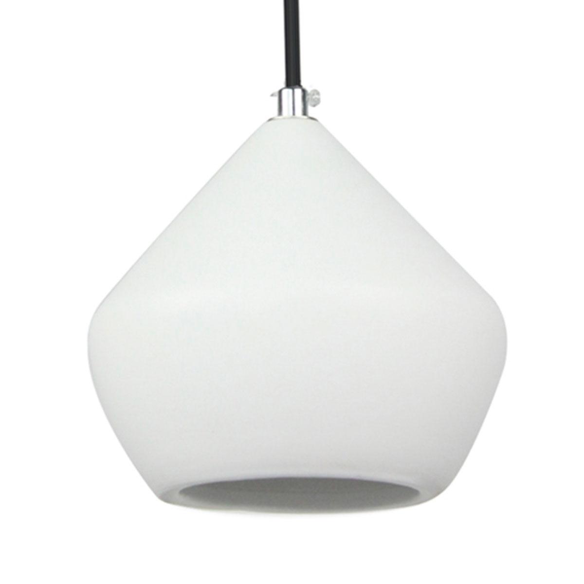 Image of   Y-Connection pendel - Lady - Big White - Hvid