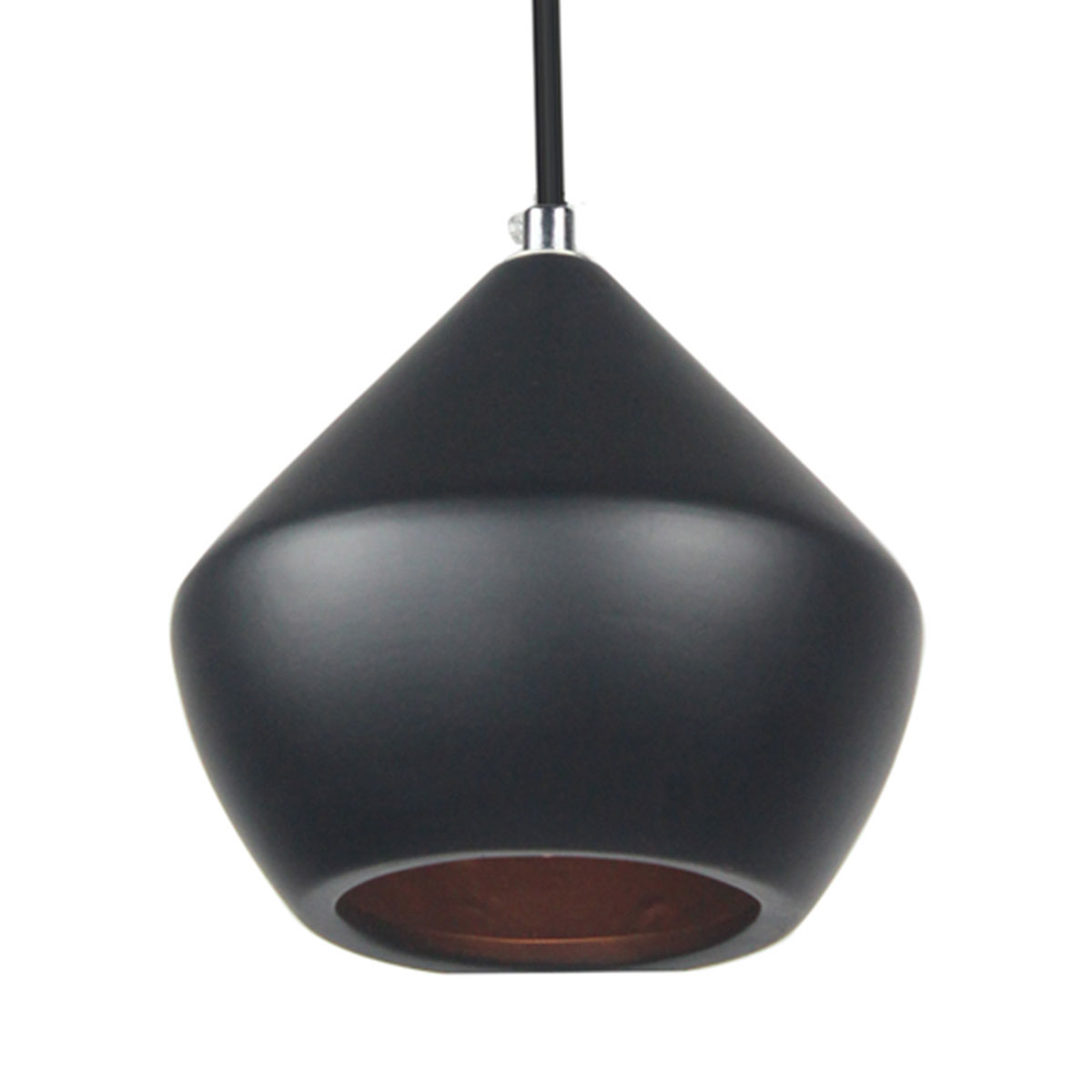 Image of   Y-Connection pendel - Lady - Small Black - Sort
